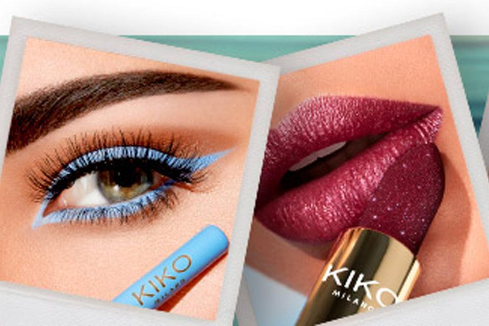 #MakeUp Top 3 Nueva colección Ocean Feel de Kiko Milano